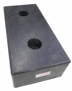 Gummipuffer - H500-B250-T140